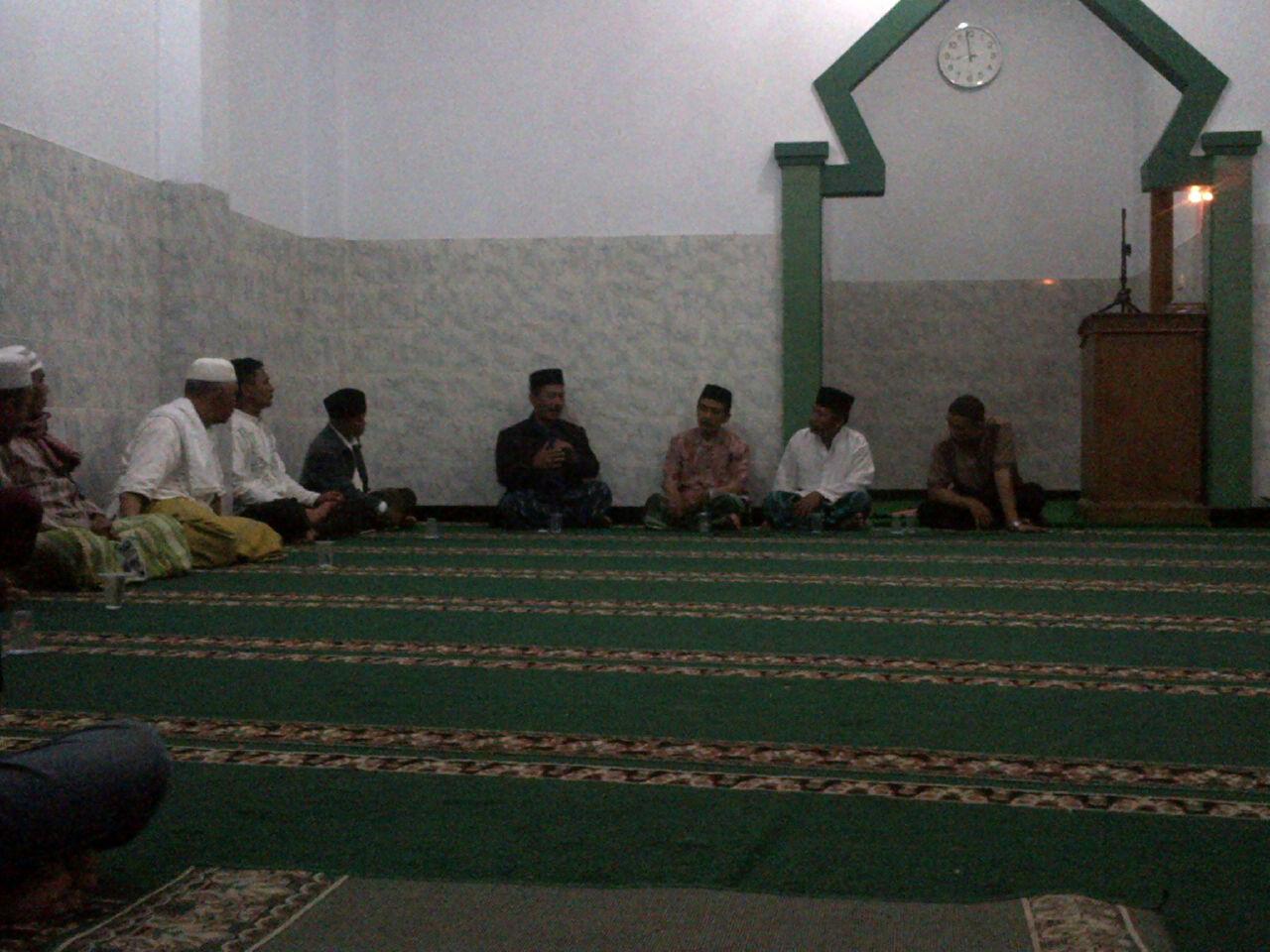 dede-sudrajatmubaligh-di-masjid-jamie-al-jihad