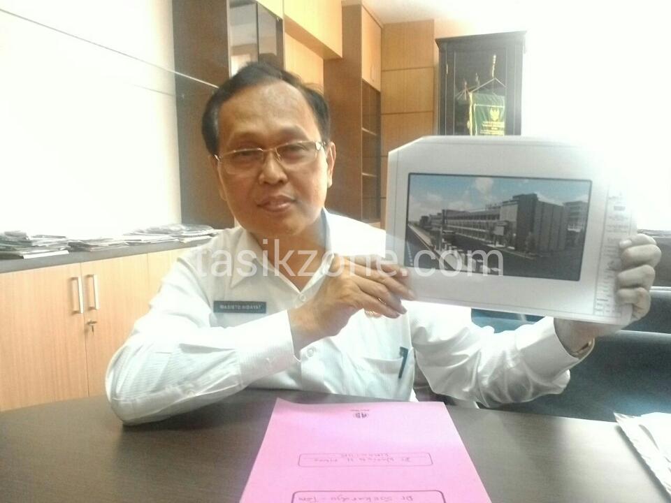 Dr Wasisto Menyiapkan RSUD Dr Soekardjo Masa Depan