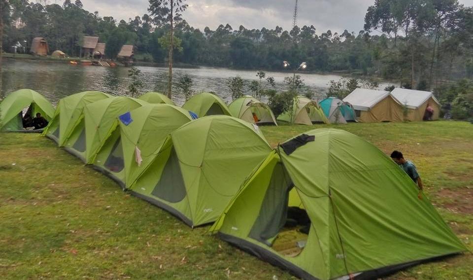 Situ Cileunca Cocok Untuk Camping