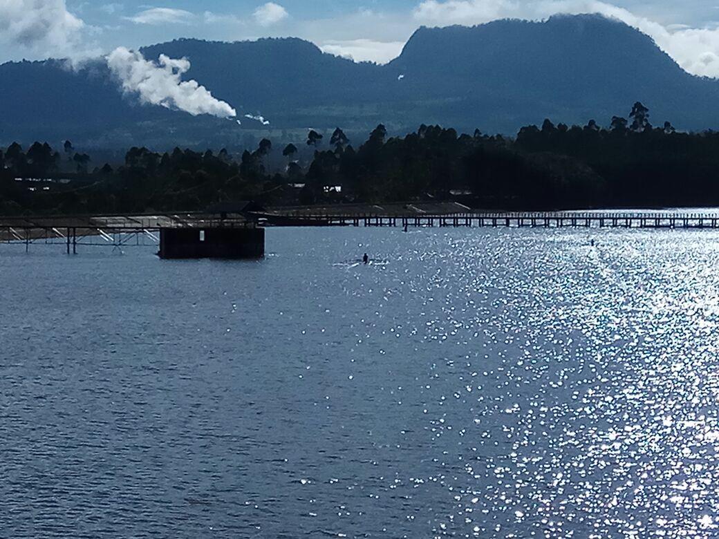 Wisata Situ Cileunca Pangalengan Jawa Barat