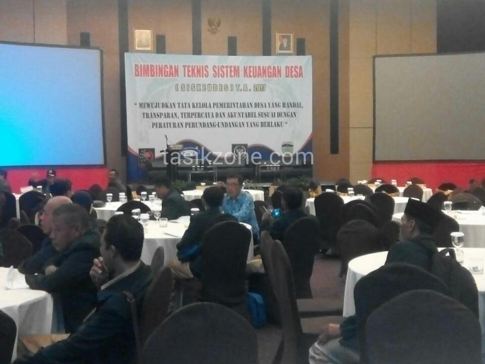 APDESI kabupaten Tasikmalaya Menggelar Bimtek