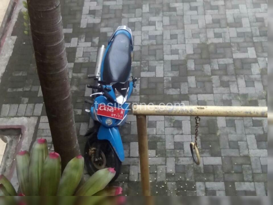 Motor Dinas Ini Sering Ditemukan Di Hotel
