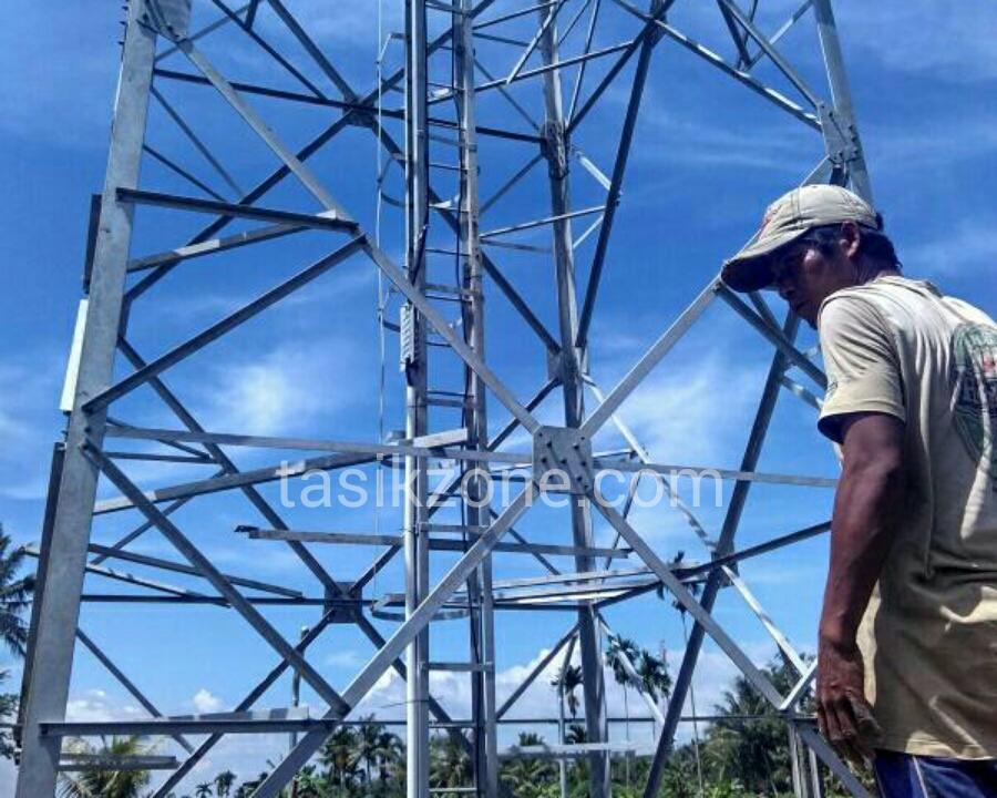 Tower Liar Kembali Menjamur Di Kabupaten Tasik