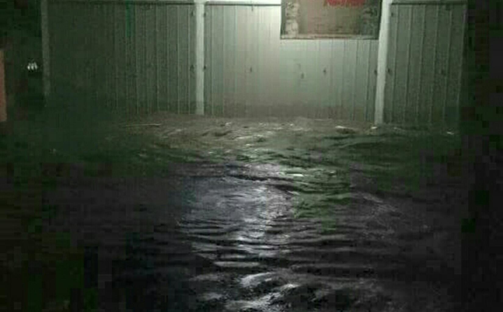 Garut Kembali Di Terjang Banjir, Netizen Sing Tabah , Sing Waspada