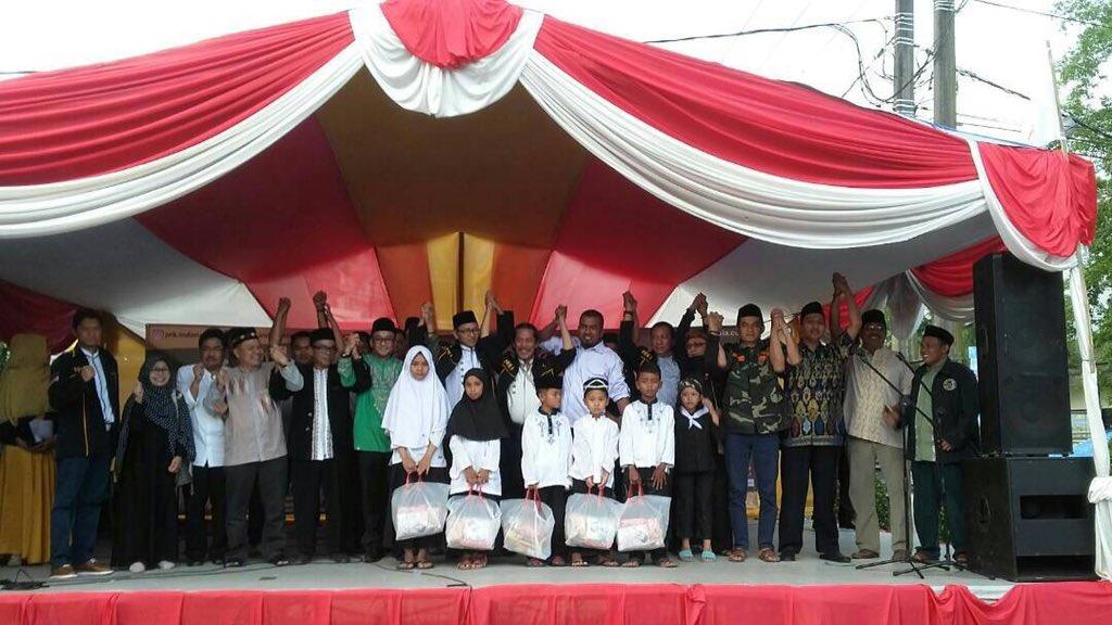 PRK-I Adakan 1000 Santunan Anak Yatim