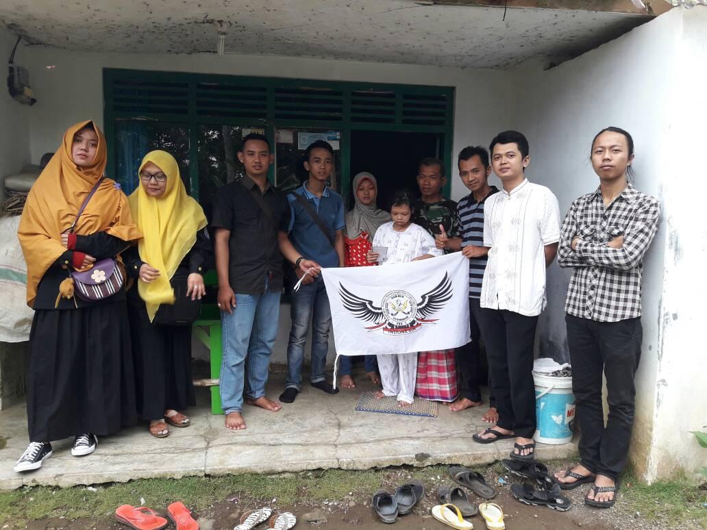 PRK-I Kota Tasik, Bagikan Sembako Secara Road Show Diakhir Ramadhan