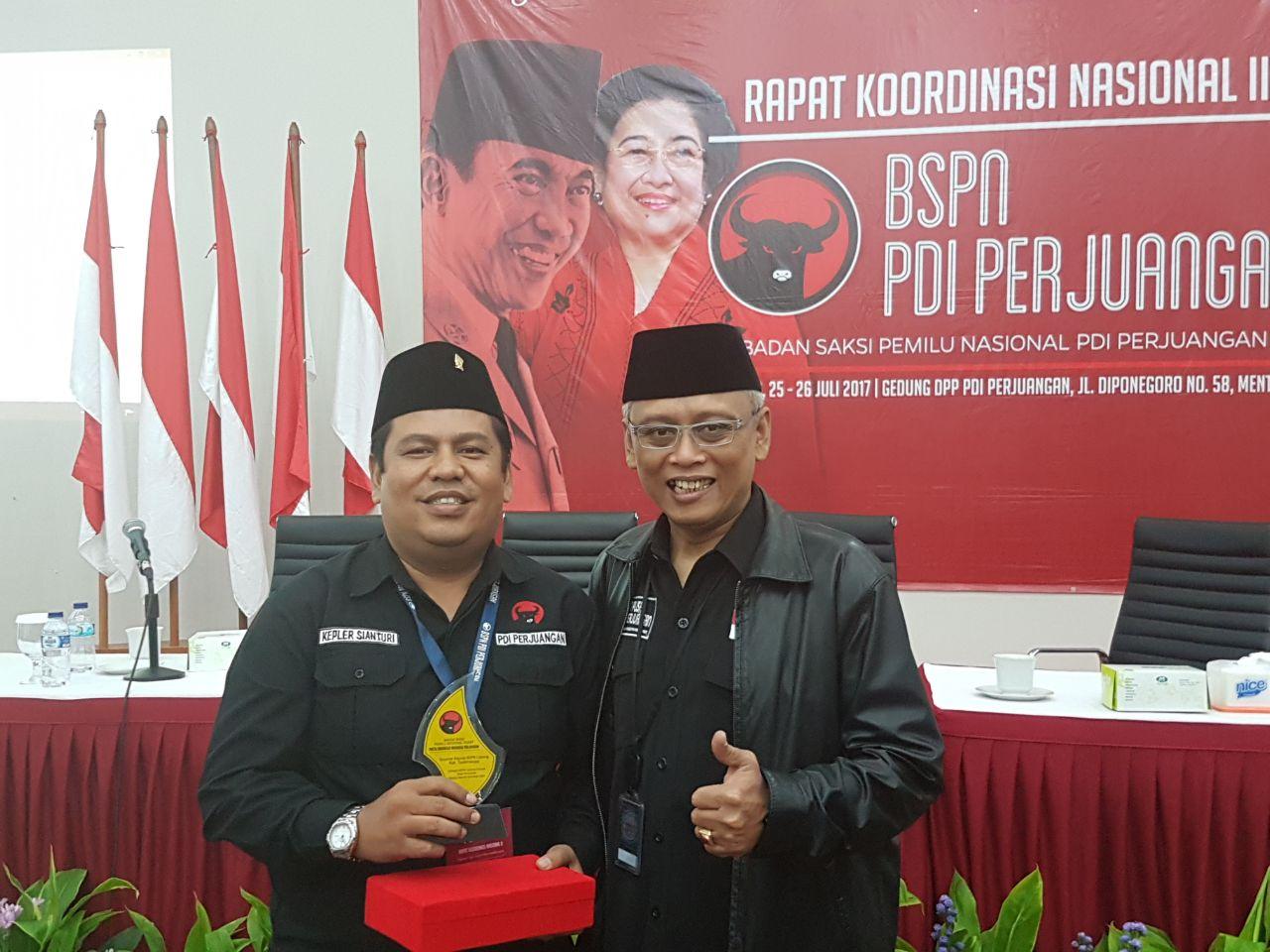 BSPN Tasik masuk 10 terbaik se-Indonesia dalam RAKORNAS II 2017
