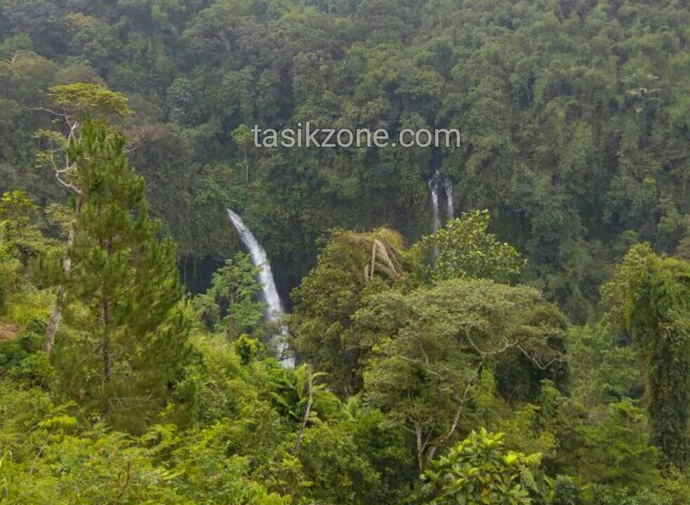 Curug Ciparay Cigalontang Destinasi Wisata Tasikmalaya