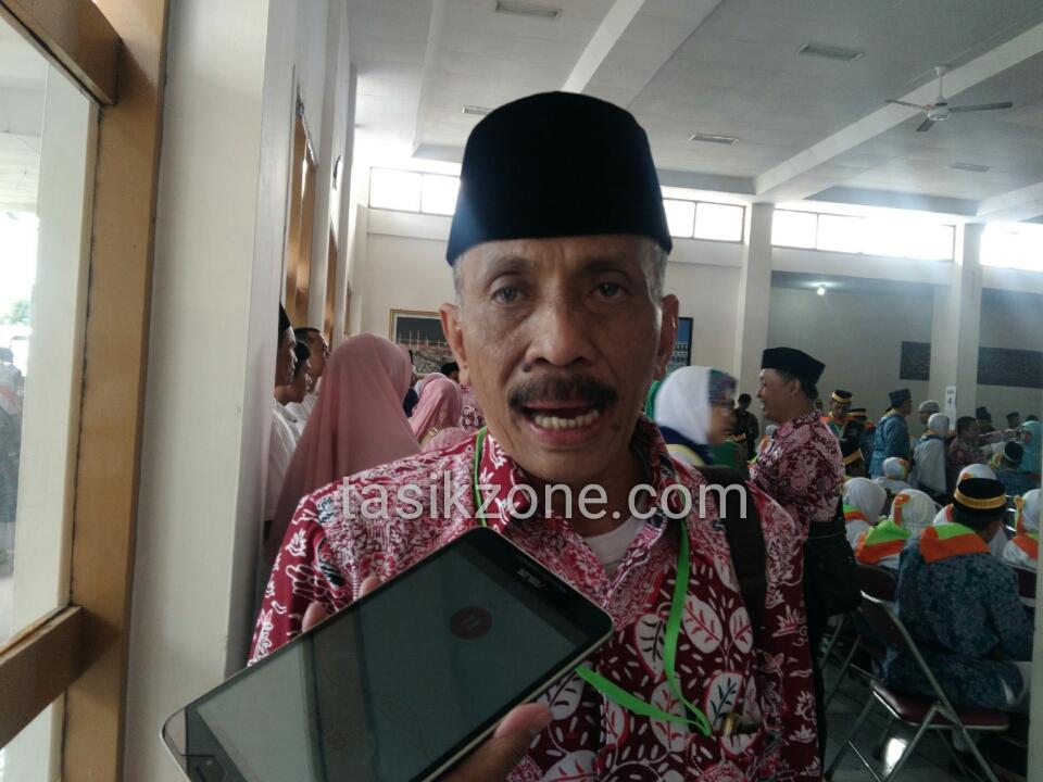 Dikloter ke-3, Ada 4 Orang Jemaah Haji Asal Tasik Gagal Berangkat