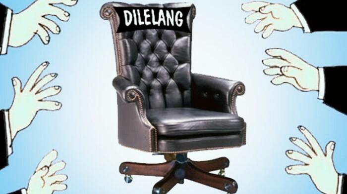 Geger Lelang Jabatan Di Bandrol Rp. 500 Juta