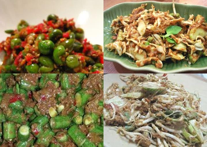 Karedok makanan khas Asli Sunda