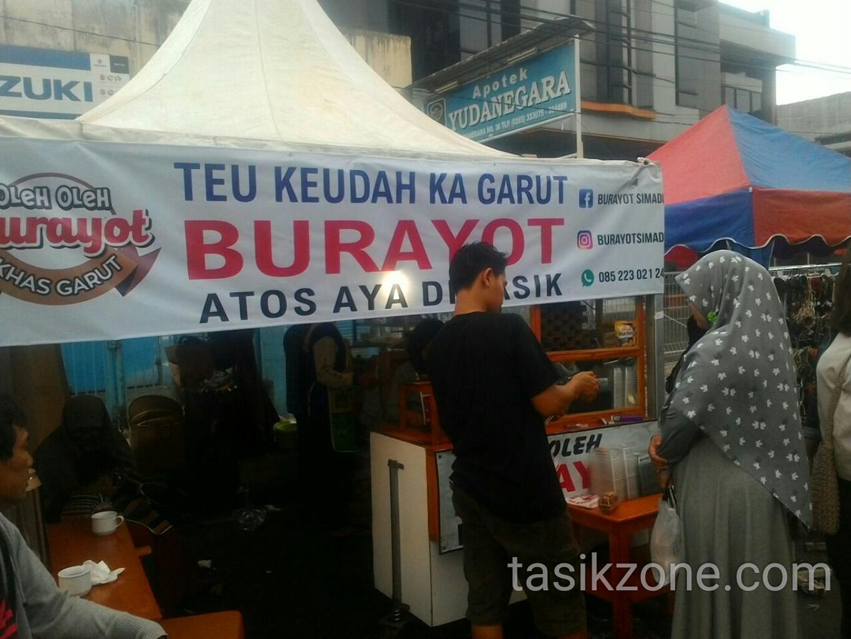 Makanan Khas Sunda Burayot Bisa Ditemui Di Tasik, Ini Lokasinya