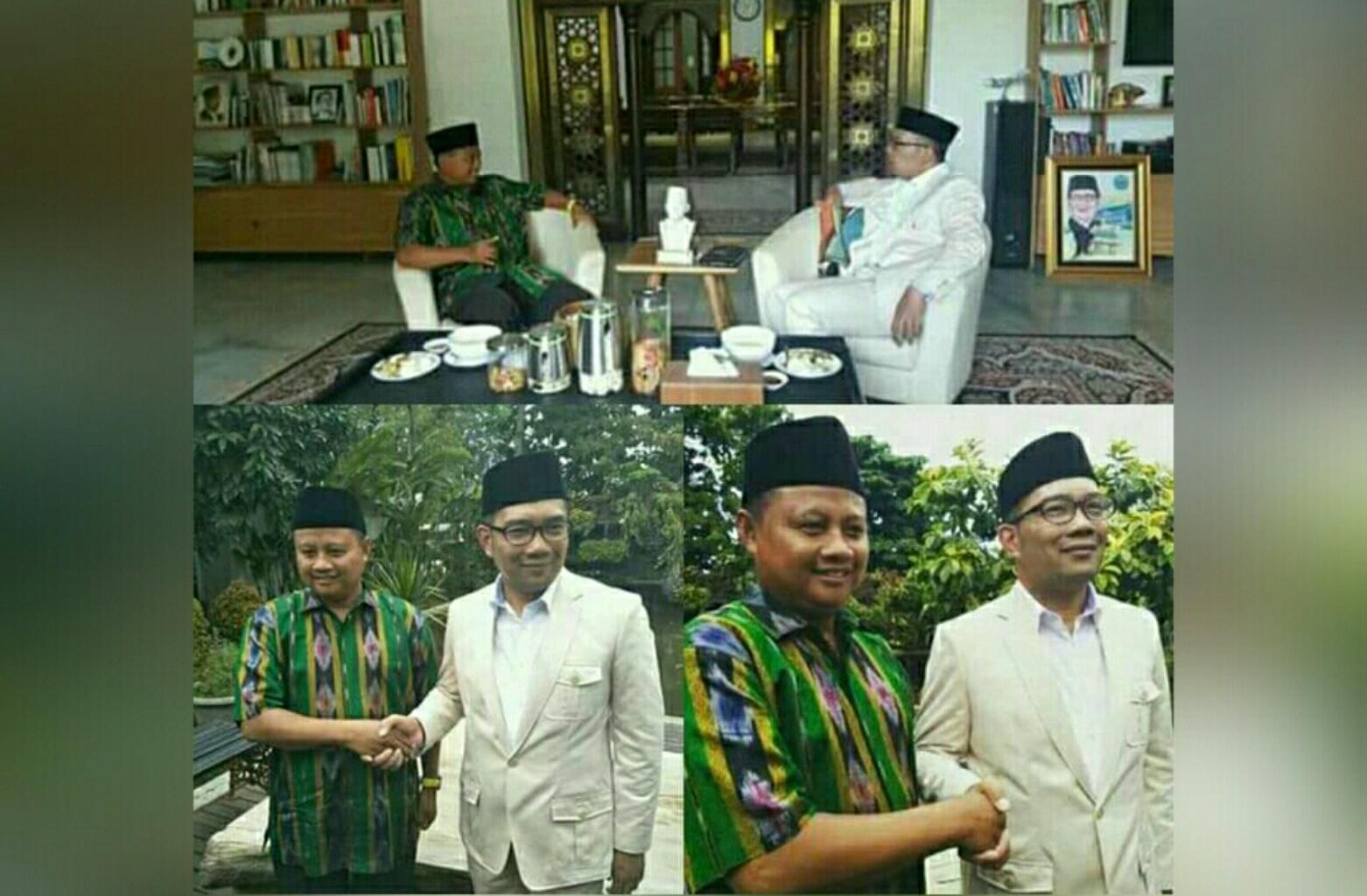 Bupati Tasik Siap Mendampingi Ridwan Kamil Di Pilgub Jabar 2018
