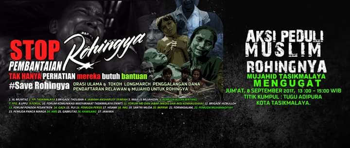 MTM Akan Adakan Aksi Bela Rohingya