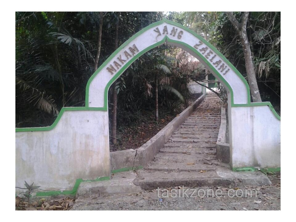 Makam Eyang Zaelani Butuh Perhatian Pemerintah