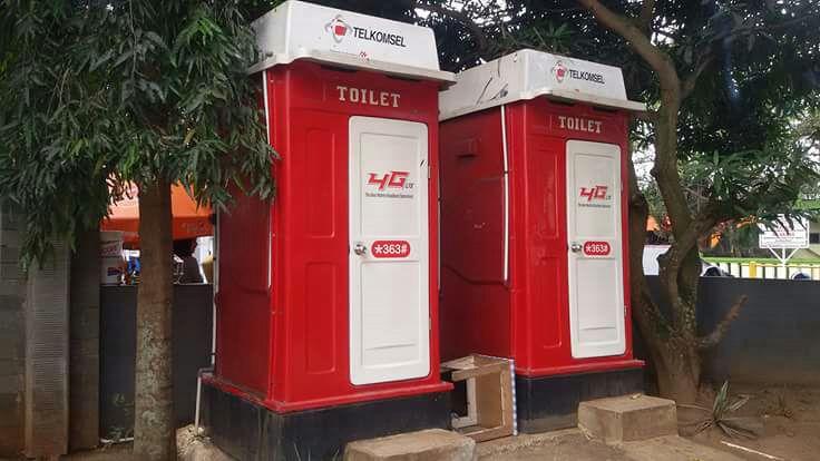 Sering Tutup, Toilet Di Alun Alun Dijadikan Garasi 'Otopet'