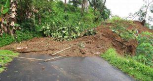 Longsor Cigalontang Timbun Jalan, Status Bencana Kini Ditingkatkan