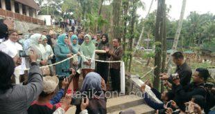 Soft Opening Karang Resik, Kado Ulang Tahun Kota Tasik Ke-16