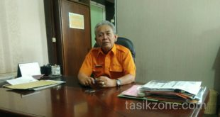 Terkait Semburan Air Di Parungponteng, Kepala BPBD Himbau Masyarakat Tidak Panik