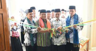 Bupati Tasik Resmikan Gedung PGRI Kecamatan Manonjaya