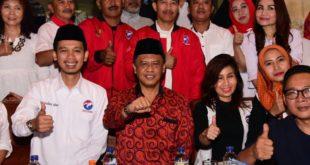 Ikhtiar Politik Abah Anton Menuju Jabar Satu, Kini Kunjungi Perindo