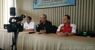 Kejaksaan Negeri Tasikmalaya Launching E-TP4D