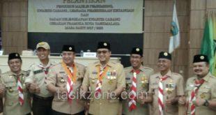 Ketua Kwarda Jabat Harapkan Kwarcab Kota Tasik Miliki Buper Dan Sekretariat