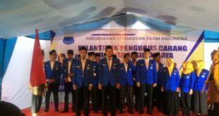 PC PMII Kota Tasikmalaya Resmi Dilantik