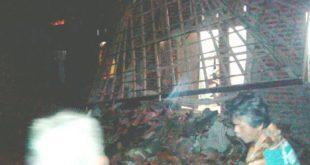Dampak Gempa 6,9 SR, BPBD Kota Tasik Sementara 6 Rumah Roboh Dan Satu Orang Luka-Luka