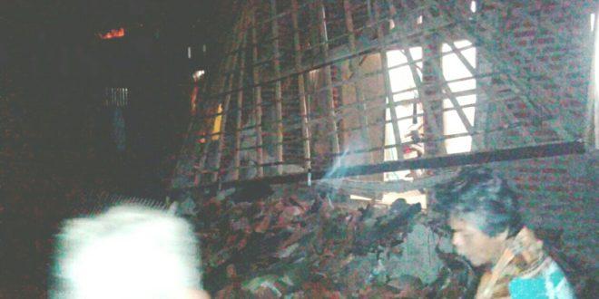 Dampak Gempa 6,9 SR, BPBD Kota Tasik : Sementara 6 Rumah Roboh Dan Satu Orang Luka-Luka