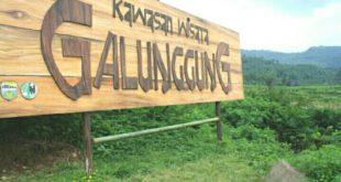 Kawasan Gunung galunggung Tasikmalaya