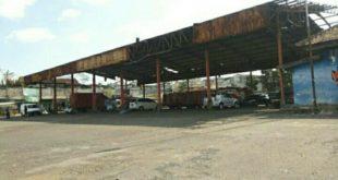 Sering Dijadikan Tempat Maksiat Eks Terminal Cilembang Akhirnya Dibongkar
