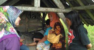 Ditemukan Wanita Tanpa Identitas,Aktivis Perempuan Ini Turun Tangan