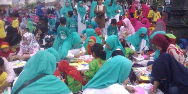 Festival Gema Sakinah, Gali Kreativitas Anak Bisa Mandiri