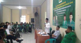 Jelang Pilgub Dan Pileg, DPC PPP Kabupaten Tasik Gelar Rakor