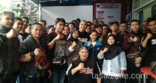 Walikota Tasik Lepas Keberangkatan Pengukuhan Anggota Baru Laga Inau INDOBOXING