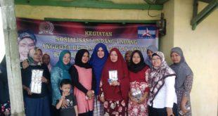 Komisi IX DPR RI Siti Mufattahah Kunjungi Jompo di Kab Tasik