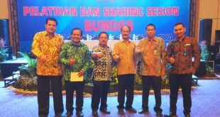 BUMDes Kabupaten Tasik Ikuti Kegiatan Pelatihan Dan Sharing Season
