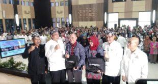 Janji Politik Walikota Terealisasi, 1000 WUB Dilaunching