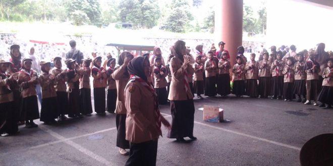 Kwarcab Kabupaten Tasik Gelar Gladian Pemimpin Barung