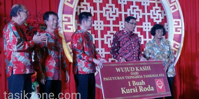 Paguyuban Tiong Hoa, Meriahkan Gong Xi Fat Cai Dengan Baksos Dan Kreasi Seni