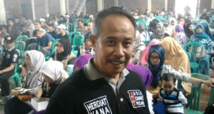 Relawan Kecamatan Panjalu, Targetkan Menang Telak Untuk Herdiat-Yana