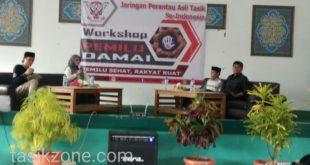Tangkal Isu Sara Dan Hoax, JAPATI Gelar Workshop Pemilu Damai