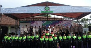 SMK Miftahul Huda Alhusna Gelar Wisuda Angkatan Pertama