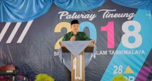 Walikota Tasik Hadiri Paturai Tineng, SMK Yayasan Islam