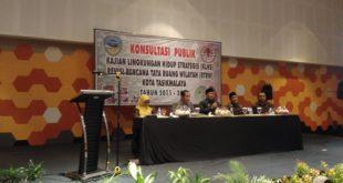 Dinas LH Revisi Rencana Tata Ruang Wilayah