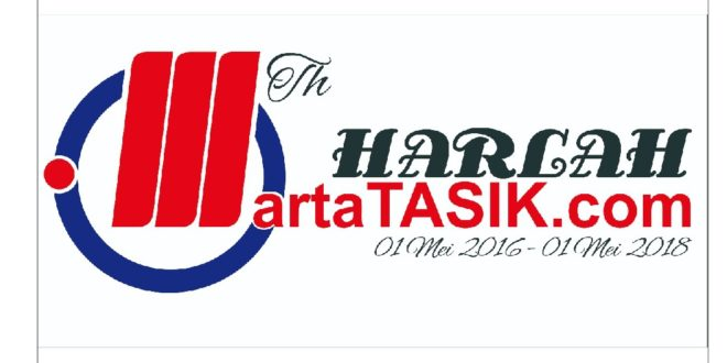 Harlah ke 3 tahun, Media Online Wartatasik.com Usung Konsep Sederhana Sarat Makna.