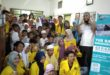 Hima Geo Unsil Gelar Geografi Mengabdi Bersama Anak Yatim Piatu Yayasan Wadhi Barkah