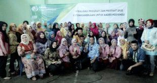 Menunggu Perhatian Pemerintah, Kader Posyandu Indihiang Daftar BPJS Ketenagakerjaan Secara Mandiri
