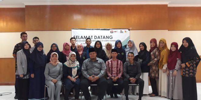 Prodi PGMI Dan PIAUD STAI Kunjungi UPI Tasik, Studi Banding Lab PGSD dan PAUD